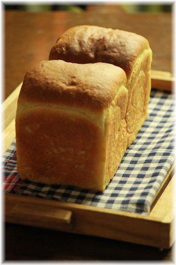 お豆腐食パン。