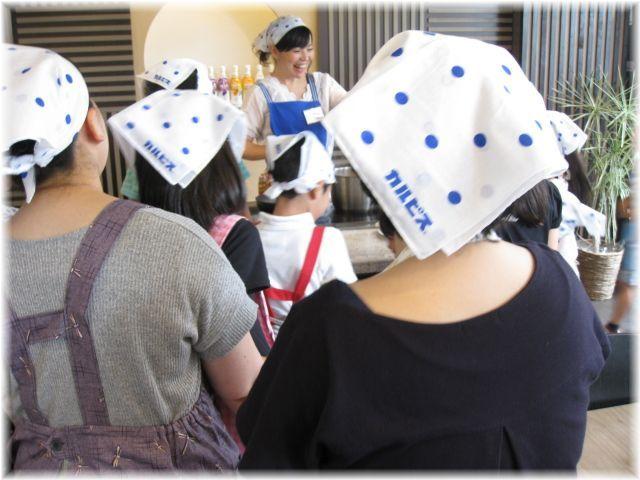 「カルピス」夏祭りイベント ありがとうございました!!!