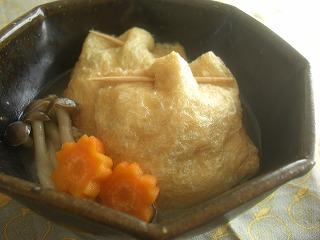はんぺんとお豆腐のフワフワ煮。 と献立。