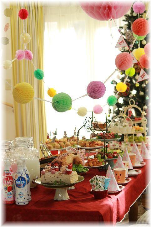 クリスマスイブ目前♪ 『カルピス』水玉Days 更新しています。