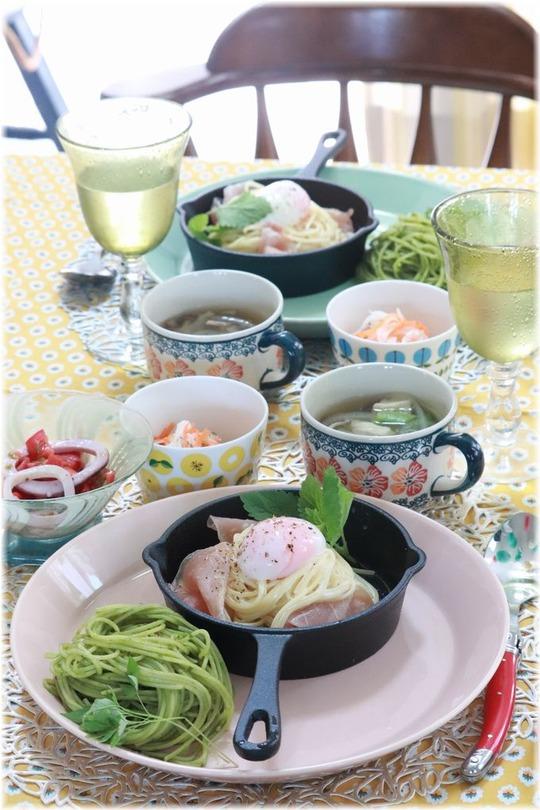 【レシピ・リンク】お気に入りのお店メニューを真似っこお昼ご飯。と 献立。と 柚子の子供 と トゲは可愛い。