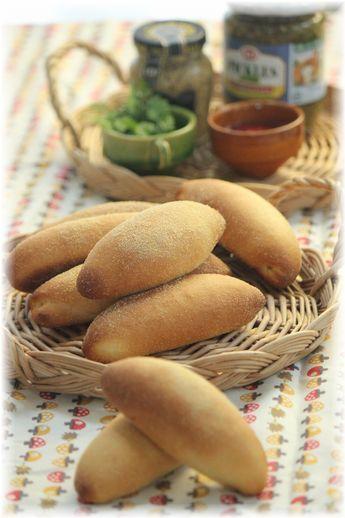 ハニーミルクドックパン。