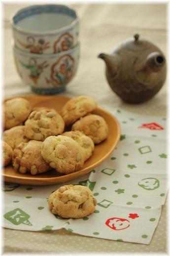 福豆クッキー。