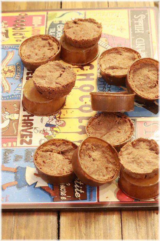 【レシピ】材料は3つだけ!の 焼きチョコ。と 料理本リレー