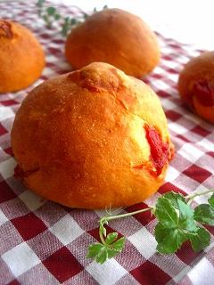 ダブルトマト☆パン。