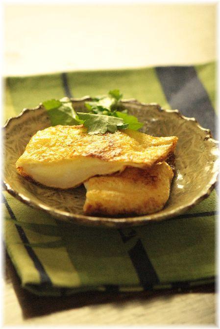 とろろチーズのお揚げ焼き。 と 献立。