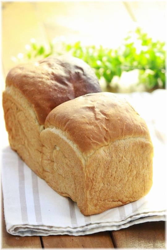 はちみつ食パン。