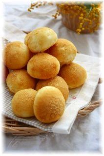 ミニミニ☆きなこパン。