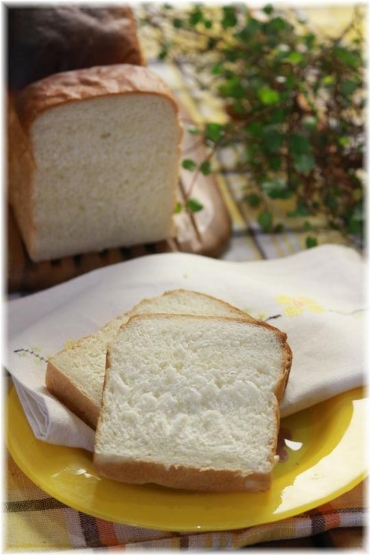 【レシピ】はちみつミルク食パン。と 卒業式。