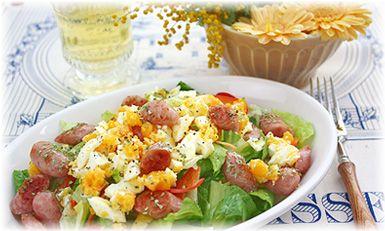 サラダクラブさんと、簡単レシピ♪