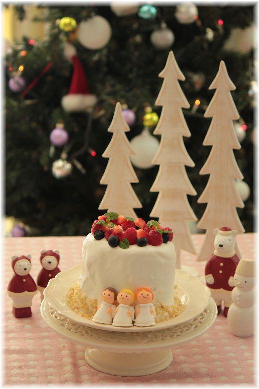 準備から後片付けまで30分♪ 子供と一緒に作るケーキ。