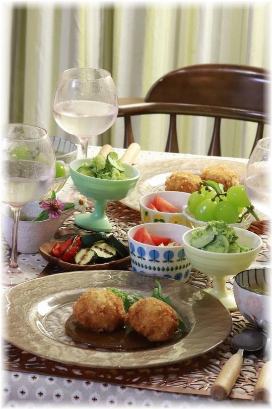 【レシピ】お豆腐キャベツメンチカツ。と 献立。と 子育ての端っこ。