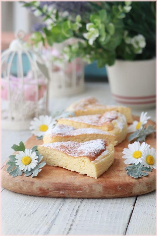 【レシピ】材料4つ♪低糖質お豆腐スフレチーズケーキ。 と 不惑と洗濯。