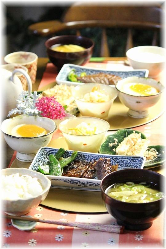 【献立】牛肉の西京焼き。と 献立 と 心配。