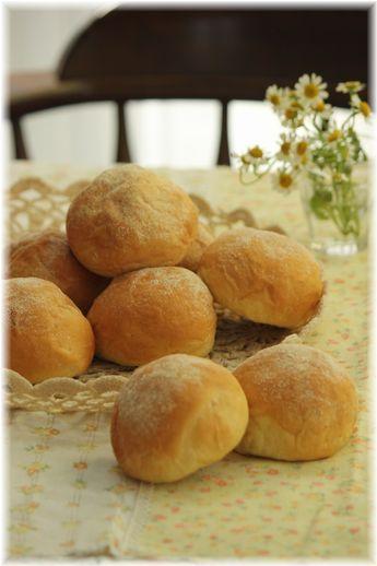 コーンセモリナパン。