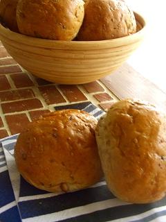雑穀パン♪