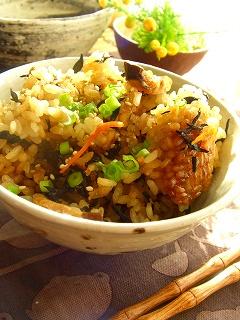 ひじきのスタミナご飯。~yuki爺へ。~