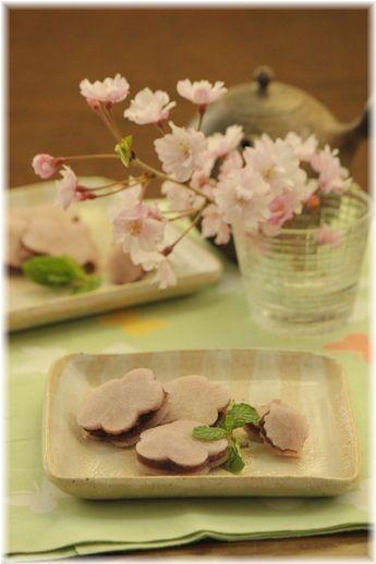 薄焼き桜餅。