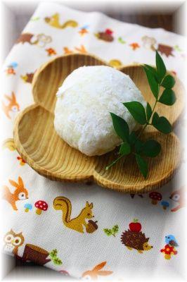 お豆腐大福。
