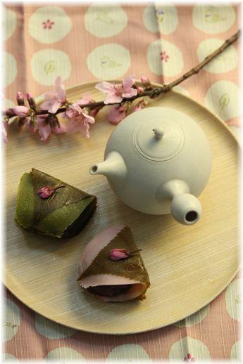 欲張り2色 桜餅。