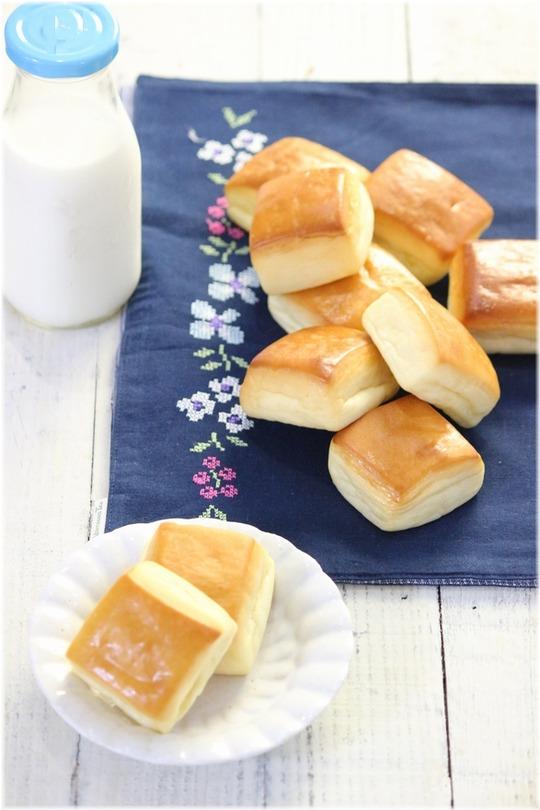【レシピ】スクエアミルクパン。と 父の日に想う事。