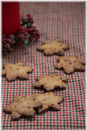 ココアスパイスクッキー。
