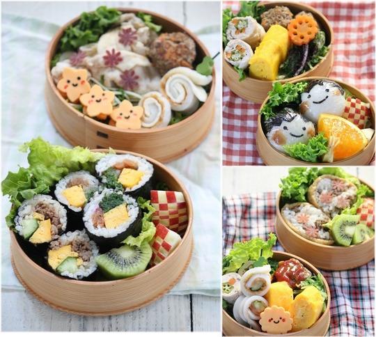 3月25日 26日 28日 のお弁当。と その仕込み。と サプライズ旅行が熊本だった訳。