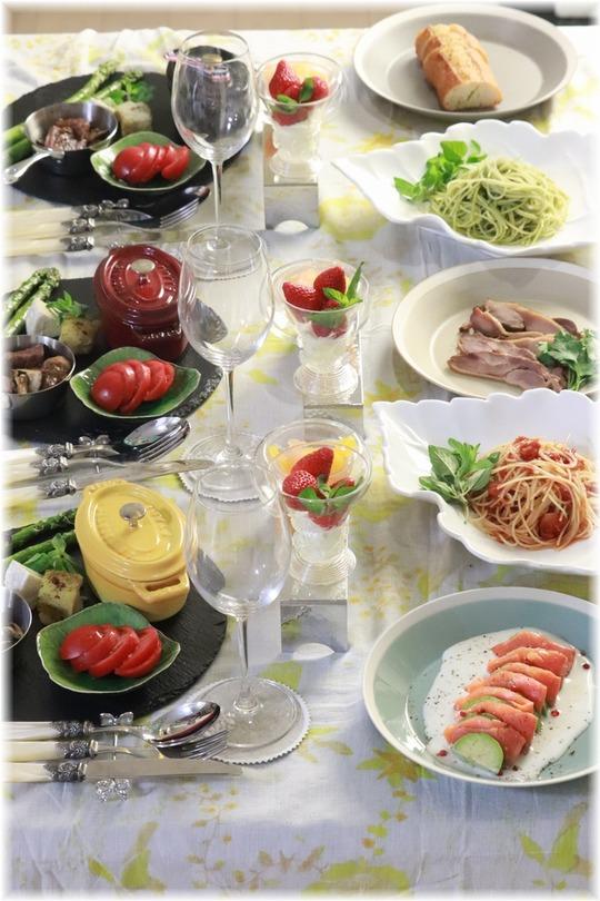 【レシピ・リンク】おうち居酒屋大会9♪ 頂き物の立派なアスパラガスがメイン! と おいしいものに言葉はいらない。
