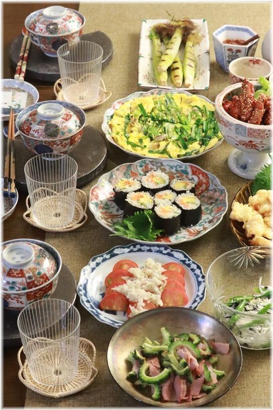 【レシピ】おうち居酒屋さん・14 2stepヤンニョムチキン。と 昨日は韓国風居酒屋でした。 幸せなヘトヘト。