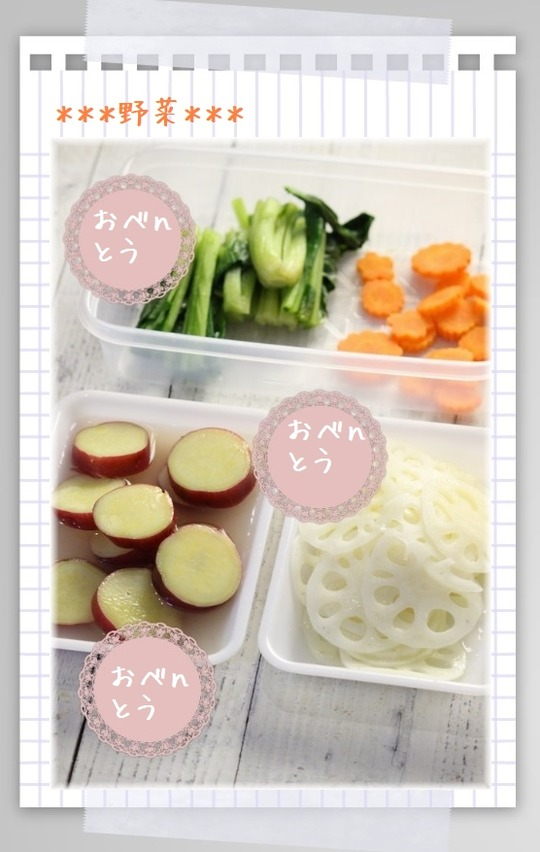 仕込み野菜YHF