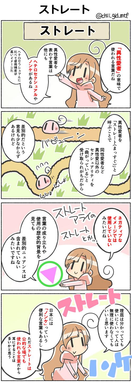 ストレート(専門用語解説)