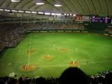 野球観戦�