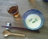 スープと茶