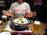 アケドンと鍋