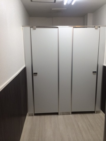 新トイレ1