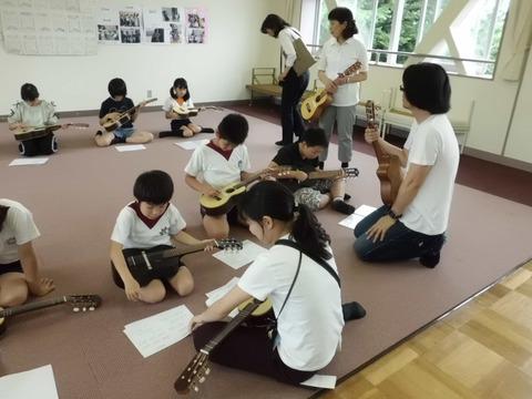 小学校クラブ活動