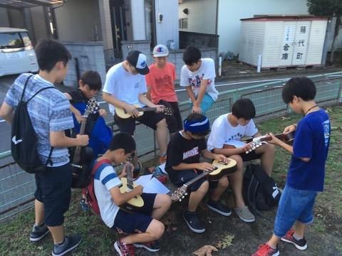 藤代町夏まつり1