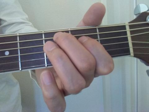 指の形(ドミソ)