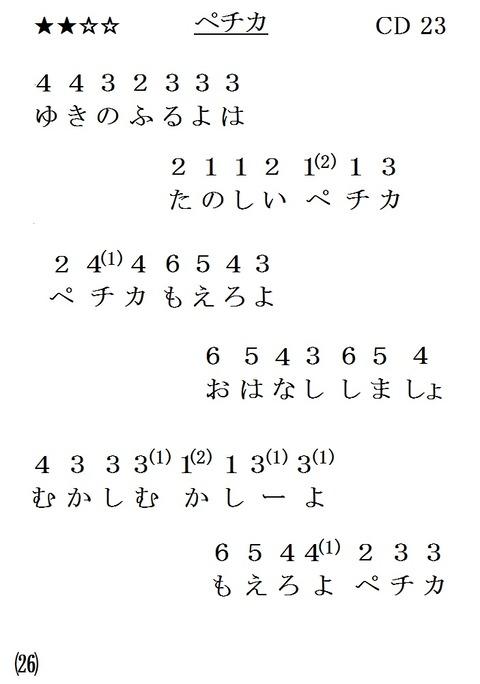 13『ペチカ』(L2)