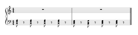 ピアニストのためのギターレッスン03-1