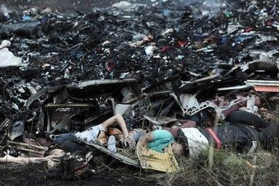 マレーシア航空機MH17便墜落の嘘を見破れ