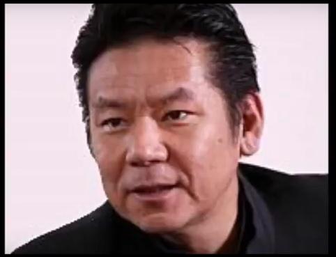今井雅之「いじめはあかんのじゃ!」こういう人こそ、ご意見番であるべき人です
