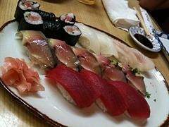 よしの寿司のお寿司