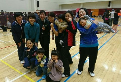 小平市市民体育祭バドミントン団体戦