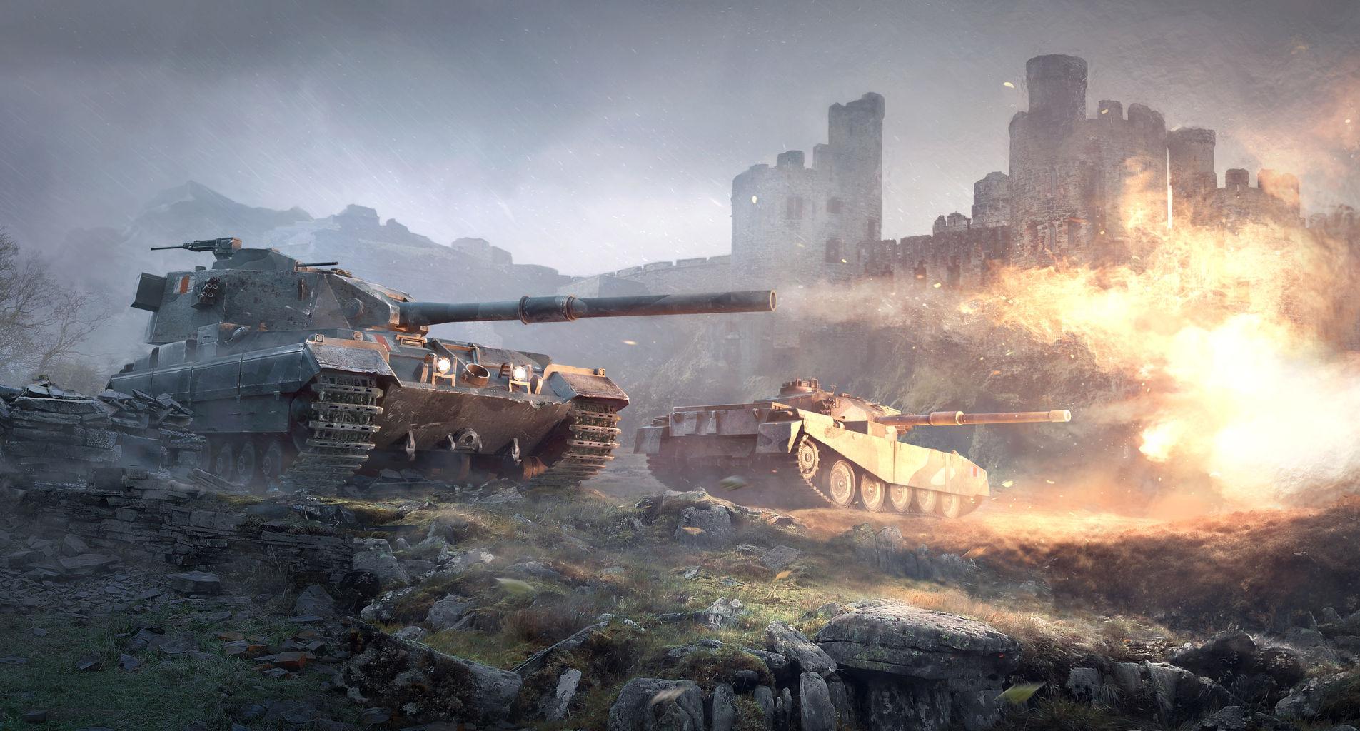 戦車戦を楽しめるゲーム「World of Tanks」、「War Thunder」どういう違いがある?