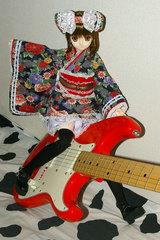 さあらさんとギター14