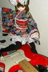 さあらさんとギター16