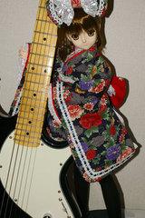 さあらさんとギター09