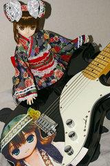さあらさんとギター03