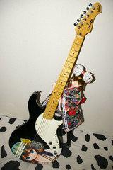 さあらさんとギター07